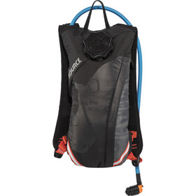 SOURCE Durabag Pro Hydration Pack medium gray/ black/ fiesta
